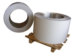 350lb roll of aluminum coil